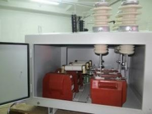 Пункт коммерческого учета ПКУ - 6(10) кВ