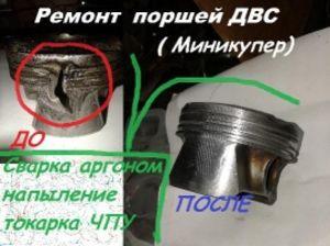 Ремонт и восстановление металлоизделий