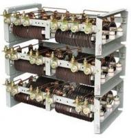 Ремонт, замена блока резисторов.