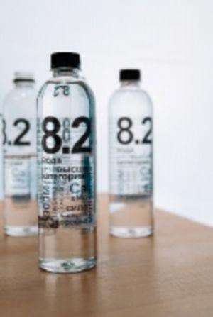 """Родниковая вода высшей категории """"8.2"""""""