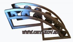 Ролик монтажный угловой РКУ 6-120А.