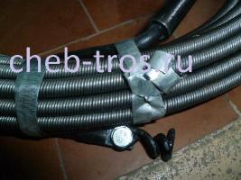 Сантехнические тросы от производителя от 6 до 20 мм диаметром, длиной до 40 метров