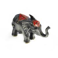 Серебряная перечница «Слон» артикул ВС125