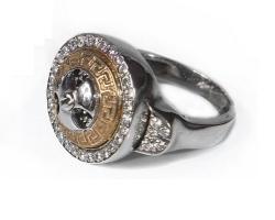 Серебряное кольцо АртБазаръ