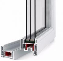 Серия 5. Пластиковые окна Rehau Delight Design New