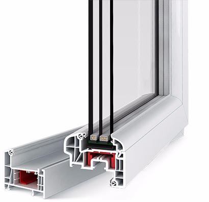 Серия 6. Пластиковые окна Rehau Brillant/Delight Design