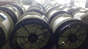 Шахтный вентилятор ВОЭ-5 У2 со взрывозащищенным двигателем, рабочие колеса, корпуса, лопатки от производителя