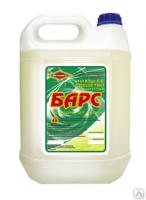 Щелочное малопенное моющее средство «БАРС» (концентрат) /канистра 5 литров / канистра 25 литров