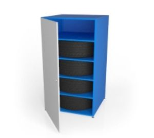 Шкаф для шин ШМ-1