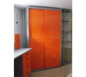 Шкаф металлический для гаража ШМ-10
