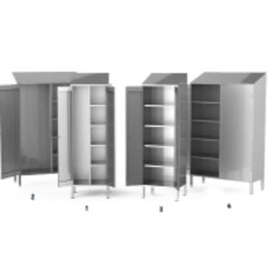 Шкафы для хранения уборочного инвентаря и дезсредств ASP-SHХM, Москва