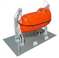 Шлюпка спасательная модель JY-Q-7.0A