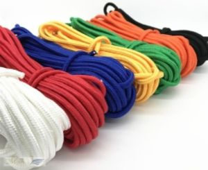 Шнур плетенный