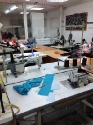 Швейное производство предлагает услуги по пошиву