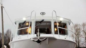 """Скоростной водометный катер """"Баренц 1100"""""""