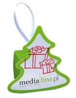 Сладкие новогодние подарки: конфеты с логотипом в коробочках-елочках