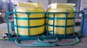 Смешиватель Кассета жидких, сыпучих удобрений и с/х химии в жидкой среде