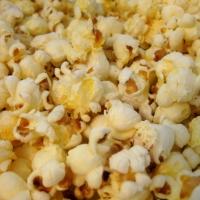 Солёный попкорн