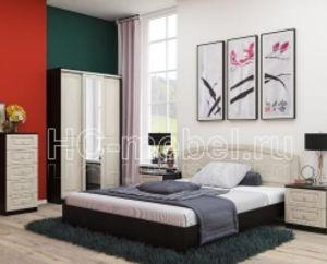 Спальня СИБИРЬ, вариант 1