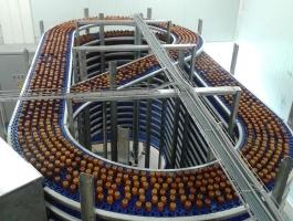 Спиральные конвейеры