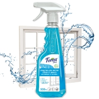 Средство для чистки стекол и зеркал Forest Clean, 500м л.
