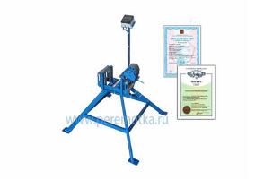 Стол с измерителем длины кабеля ИДМ-65 (счетчик длины кабеля