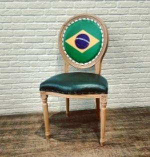 """Стул медальон """"Бразилия"""""""