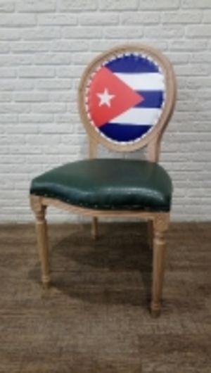 """Стул медальон """"Куба"""""""