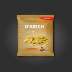 """Сухарики-багеты, золотые со вкусом """"Белые грибы"""", 50 г"""