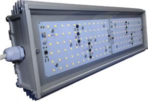 Светодиодный уличный светильник 120Вт