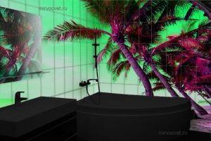 Светящаяся фото плитка 3-D