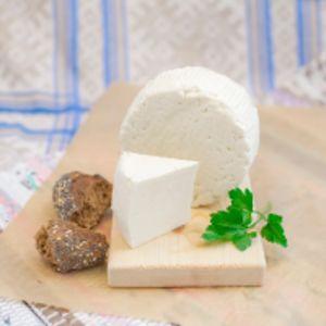 Сыр свежий из коровьего молока
