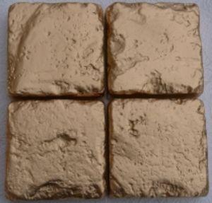 Термополиуретановые формы для плитки Польский Брук, Античный камень Фт-6045