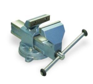Тиски для слесаря 80 мм (сталь) Глазов