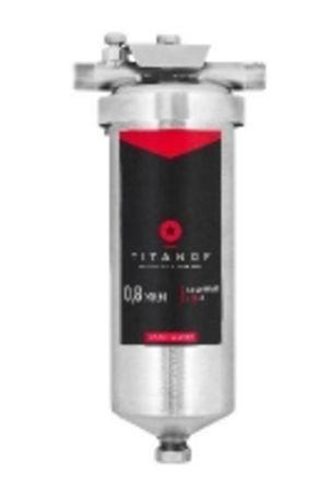 Титановые фильтры тонкой очистки воды TITANOF (работают без замены картриджей)