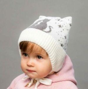 ТМ Selfiework Шапки, комплекты, шарфы, для малышей