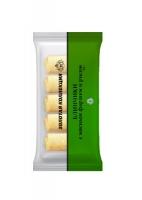 ТМ-Золотая коллекция: «Блинчики с мясным фаршем и рисом» (Полуфабрикат в тесте. Замороженный. Не содержит ГМО.). Масса нетто: 400 г.