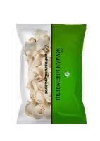 ТМ-Золотая коллекция: Пельмени «Кураж». (Мясной полуфабрикат в тесте. Категория Г. Замороженный. Не содержит ГМО). Масса нетто: 1000 г