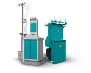 Трансформаторы  ТМ -100,160,250,400,630 кВа. Подстанции КТП