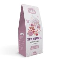 """Травяной чай """"При диабете"""" 100гр. 100% натуральный продукт"""