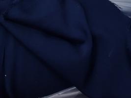 Твил 220 гр. т/синий