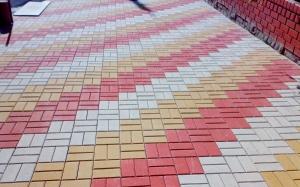 Укладка тротуарной плитки Королев