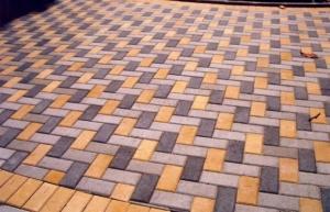Укладка тротуарной плитки Пушкино