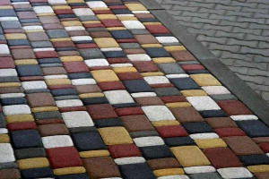 Укладка тротуарной плитки стоимость работы за м2