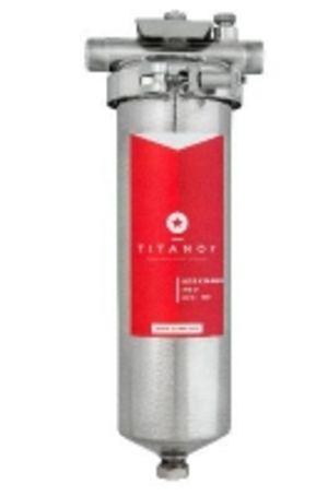 Умягчающие фильтры для воды TITANOF с регенерируемым картриджем катионообменной смолы