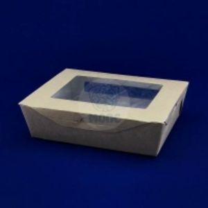 Картонная коробка (190*150*50) на 1000 мл с окном 1/60/180 Код 21300-00040
