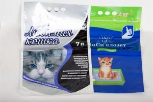 Упаковка товаров для животных