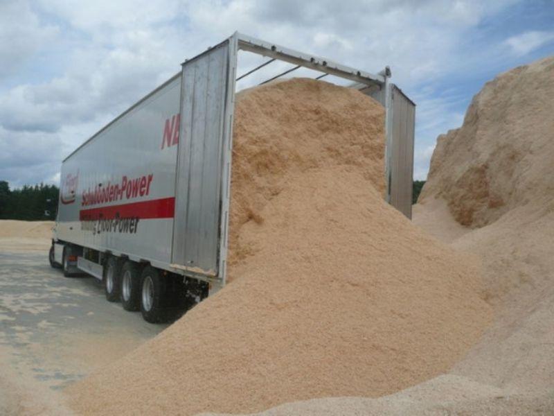 Услуги щеповоза, зерновоза