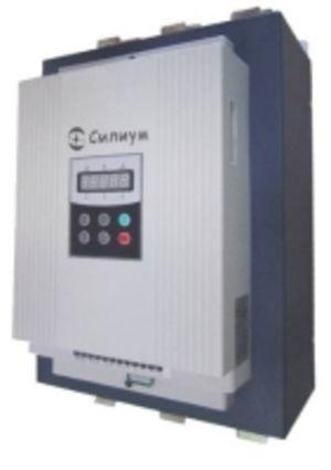 Плавный пуск (УПП) 55 КВт !Силиум серии EM-GJ3–055!.