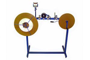 Устройство (станок) для перемотки мебельной кромки ПМК-600-4